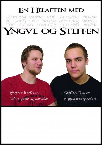En helaften med Steffen og Yngve