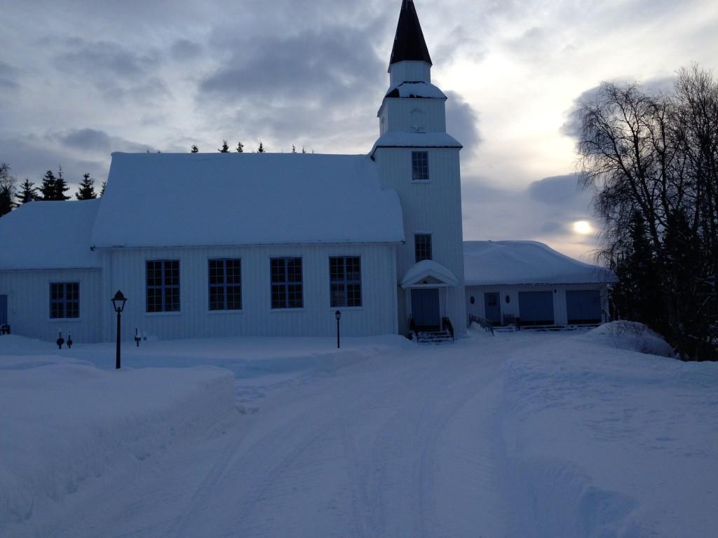 Røyrvik Kirke 2