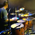 Yamaha Stage Custom Zildjian A custom